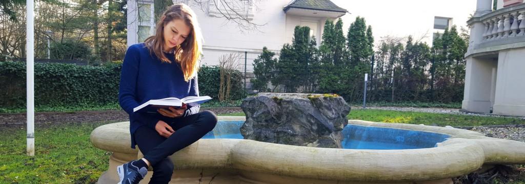 Teamverstärkung: Unsere neue Praktikantin Julia Przybylski
