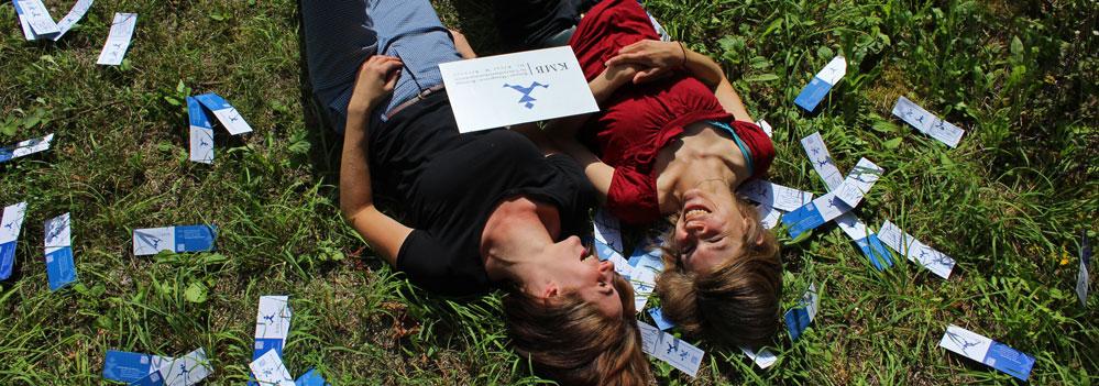 Teamverstärkung: Zwei neue Praktikantinnen Anne-Marie Butzek und Maria Isabel Apel